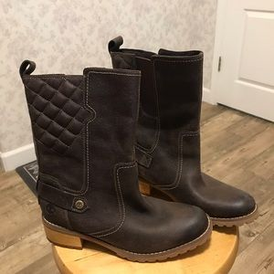 🈹 NWOT Timberland Earthkeeper Leather Boots SALE
